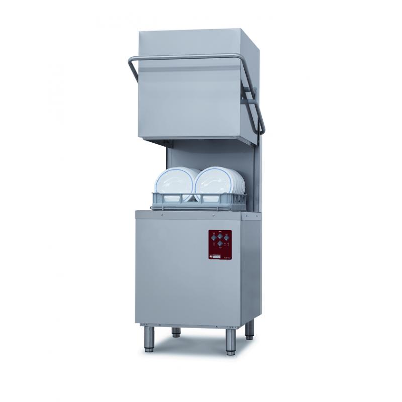 Lave-vaisselle à capot panier 500x500mm