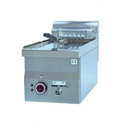 Friteuse électrique cuisine profondeur 600 mm