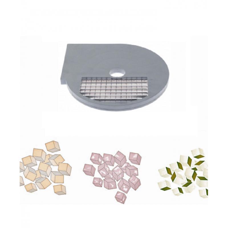 Grille pour cubes/macédoine, coupe légumes TVA
