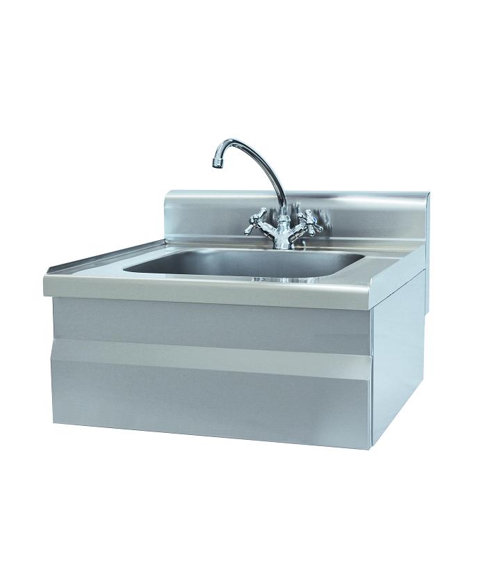 Evier avec robinet pour gamme 600 mm