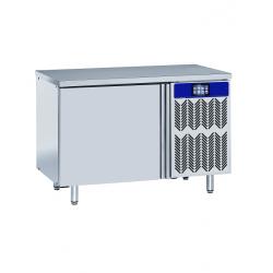 Table centrale de congélation et refroidissement rapide 6 plaques