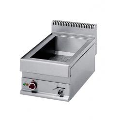 Bain-marie GN1/1 cuisine profondeur 650mm