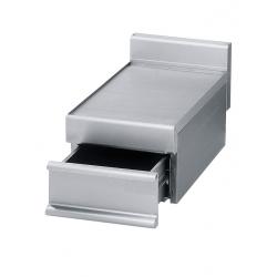 Plan de travail neutre avec tiroir gamme Pro 650