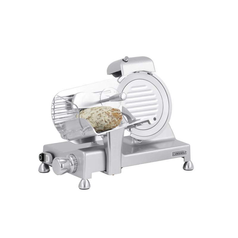 Trancheuse à jambon de boucherie 195mm