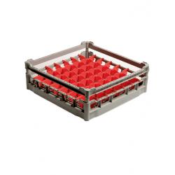 Panier lave-vaisselle 49 verres Ø63 h130mm
