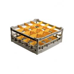 Panier lave-vaisselle 16 verres Ø113 h165mm