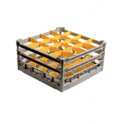 Panier lave-vaisselle 16 verres Ø113 h210mm