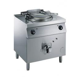 Marmite gaz 60 litres chauffage indirect sur meuble