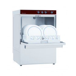 Lave-vaisselle frontal ouvert