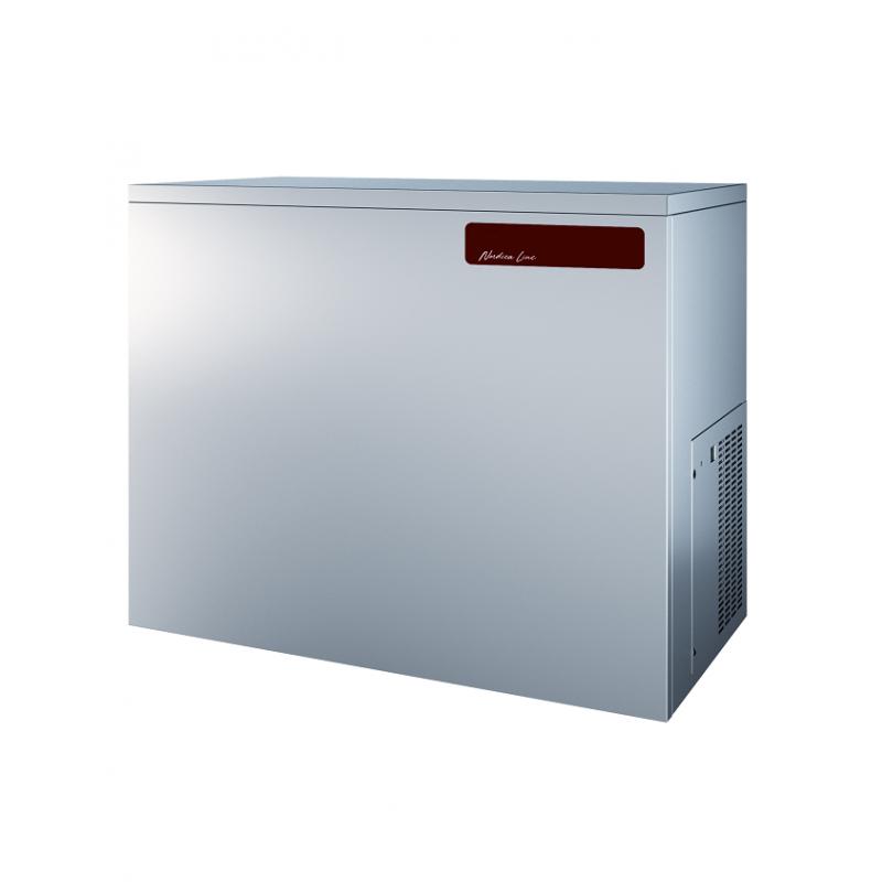 Machine à glaçons pleins condenseur eau 155 kg/jour