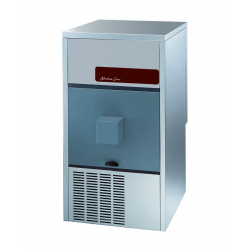 Machine à glaçons pleins avec distributeur