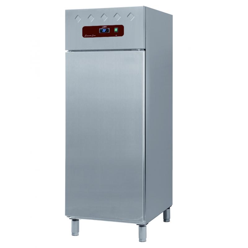 Armoire frigo en 600x400 inox pro