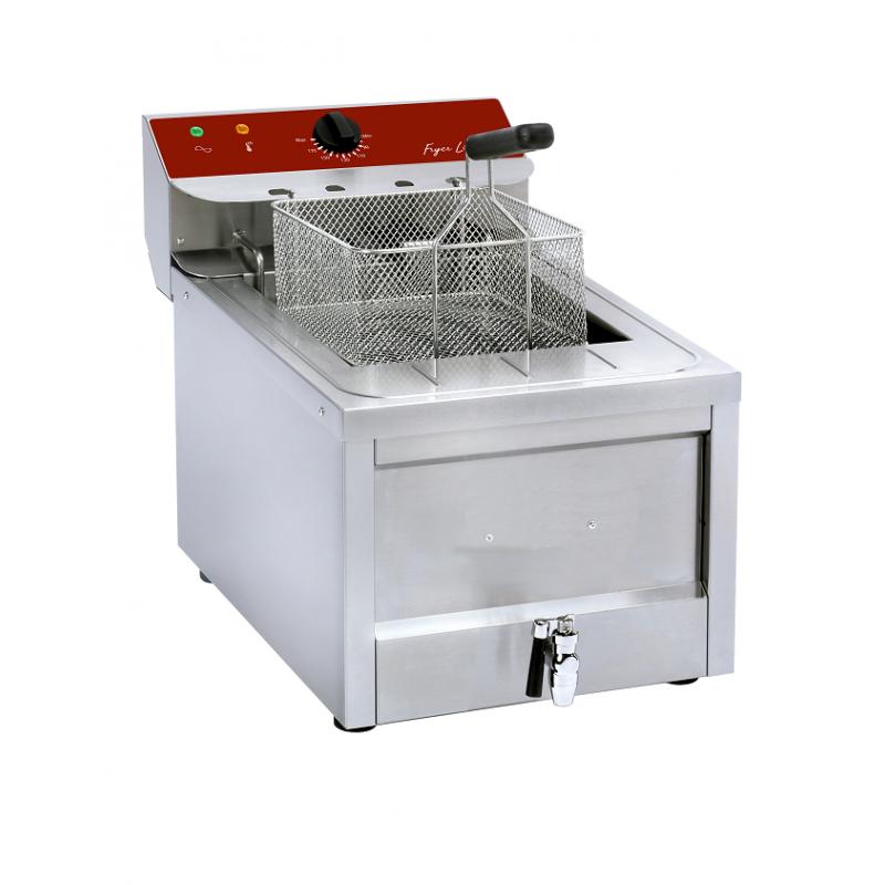 Friteuse électrique de table 1 bac pro