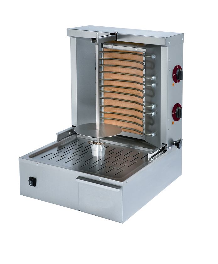 Appareil à kebab électrique professionnelle 20 kg
