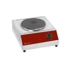 Réchaud professionnel sur table électrique 1 feu