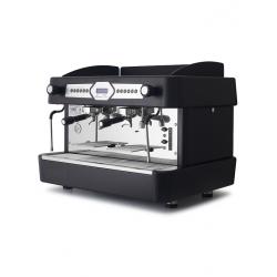 Machine à café 2 groupes couleur noire