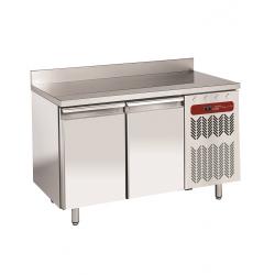 Table réfrigérée négative ventilée 2 portes