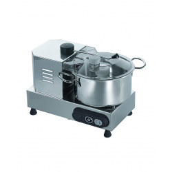 Cutter inox 4 litres
