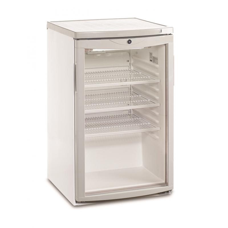 Mini armoire frigo vitrée
