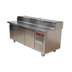 Table frigorifique ventilée positive
