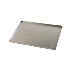 Platine en acier galvanisé 600x400
