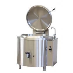 Marmite ronde gaz 100L/500L