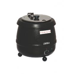 Soupière électrique 9 litres noire