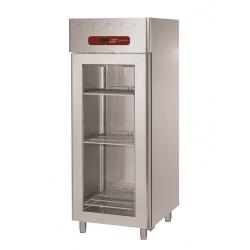 Armoire réfrigérée 700L avec porte vitrée