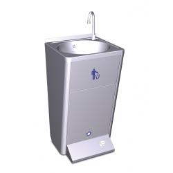 Lave-mains autonome électrique eau froide
