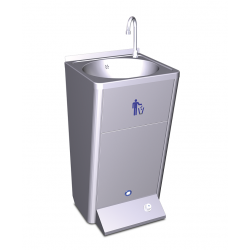 Lave-mains autonome eau froide