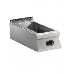 Bain-marie gaz simple cuve