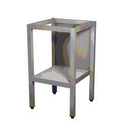 Support inox pour four vapeur convection