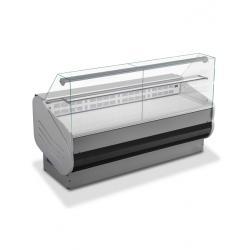 Comptoir froid vitre droite avec réserve CHAMBERY