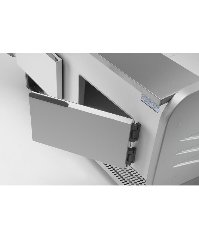 Comptoir froid semi-ventilé service arrière CHAMBERY