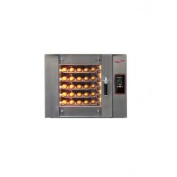 Four boulangerie pâtisserie 400x600 Eurofours 5 niveaux
