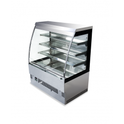 Vitrine frigorifique semi-verticale PIZA