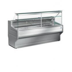 Comptoir réfrigéré vitres droite DIVERSO