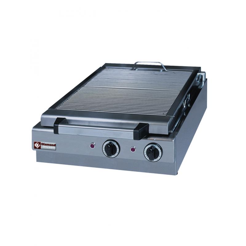 Grill-vapeur électrique de table