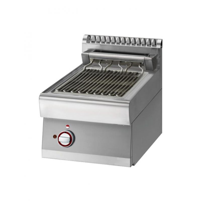 Grill-vapeur électrique pro