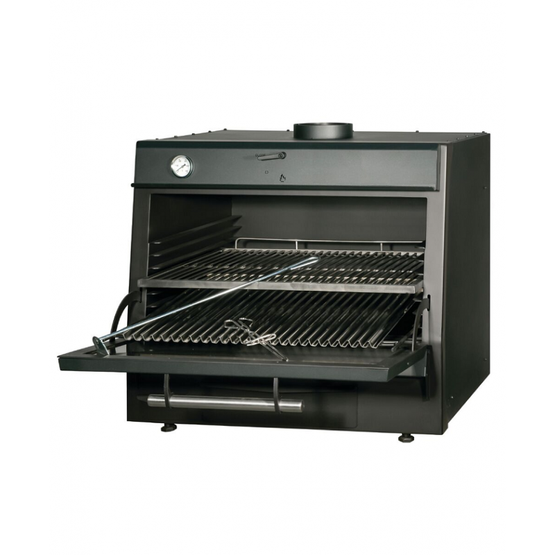 Four barbecue GN1/1 et GN2/4