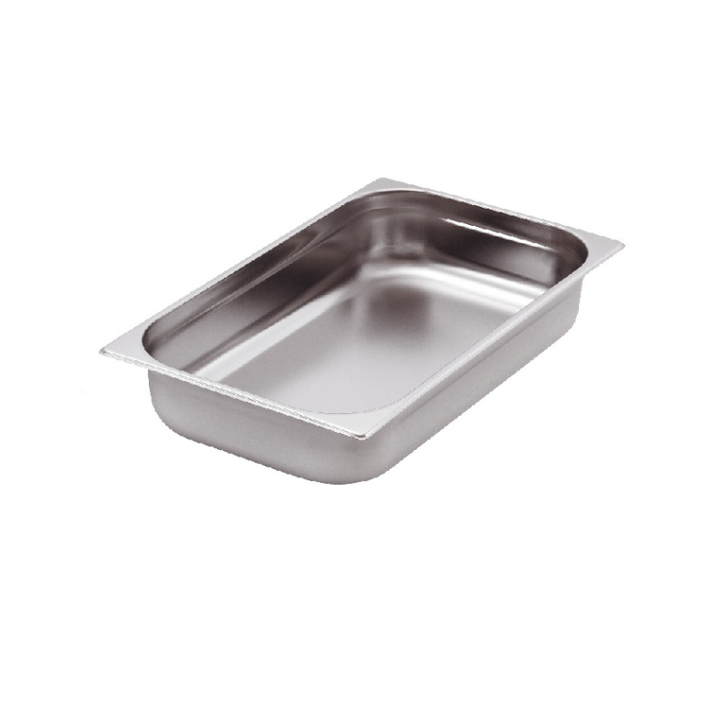 Bac gastronorme GN1/1 inox