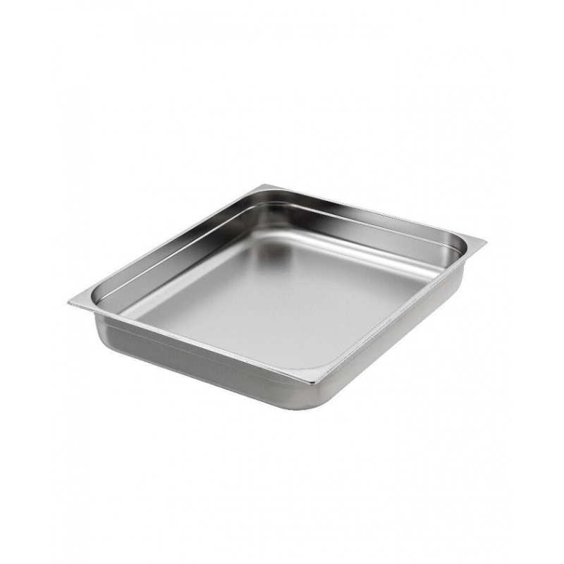 Bac inox gastronorme GN2/1