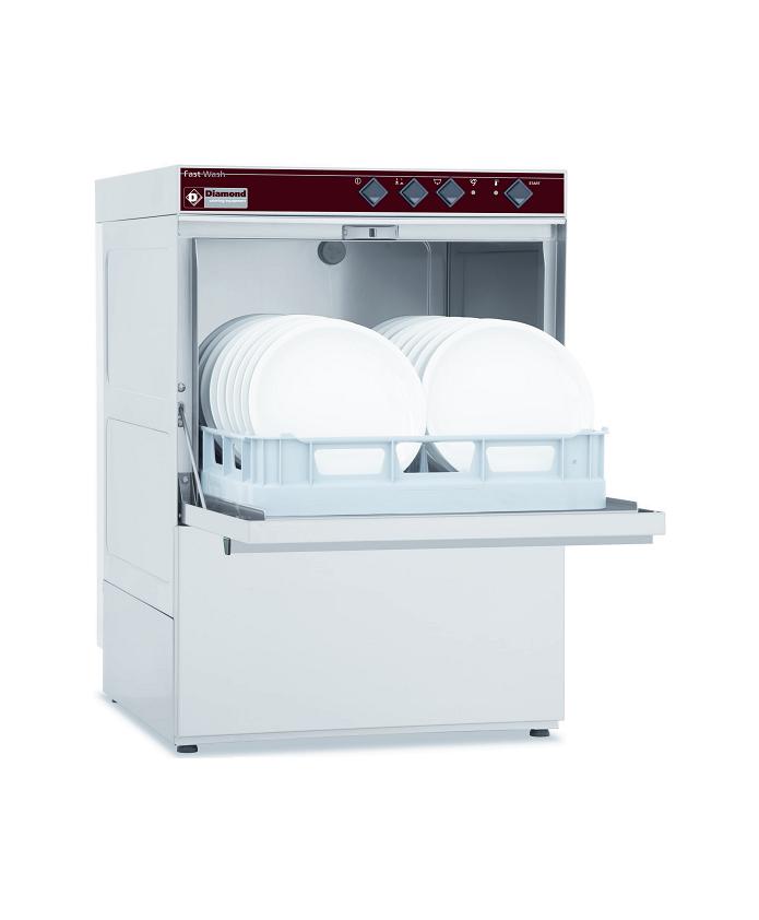 Lave-vaisselle pro panier 500x500mm