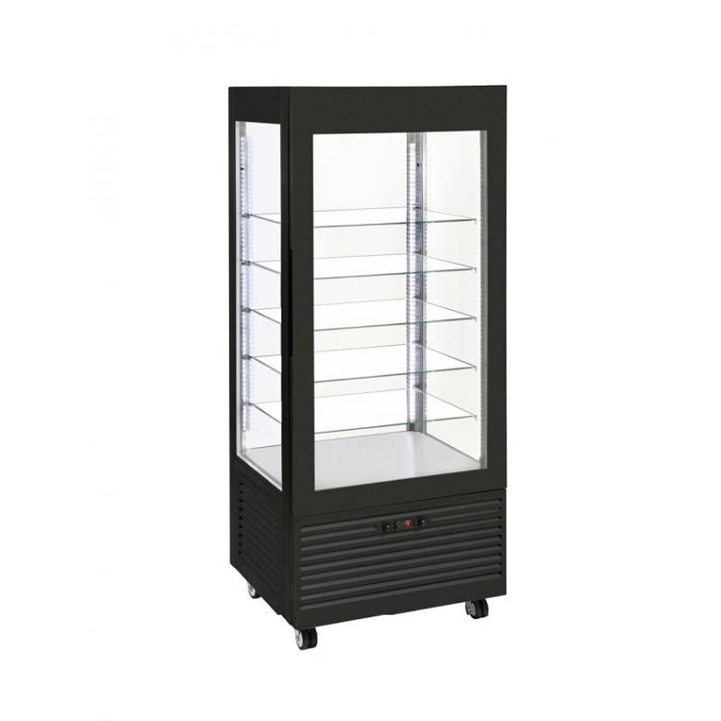 Comptoir frigorifique 4 faces vitrées