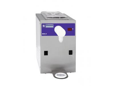 Machine et appareil à crème chantilly professionnel
