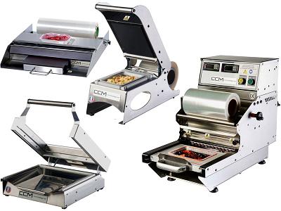 Machines d'emballage et de conditionnement alimentaire