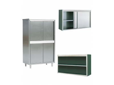 Armoire inox professionnelle agroalimentaire: taille et prix