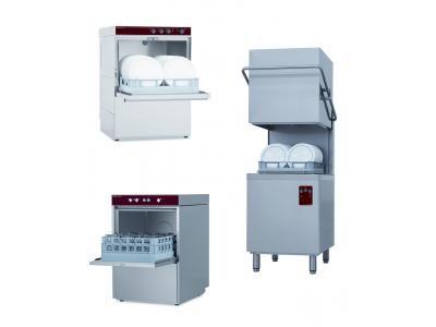 Lave-vaisselle professionnel et lave-verres professionnel