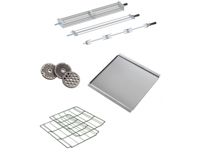Plaques, grilles, broches