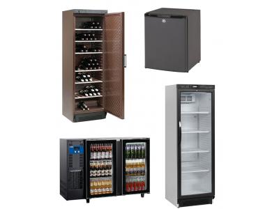 Meuble vitrine réfrigéré à boissons et armoire réfrigérée à boissons